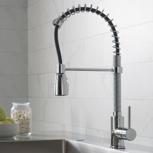 Industrial Kitchen Faucet Wayfair