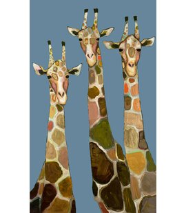 Giraffe Wall Art Youu0027ll Love | Wayfair