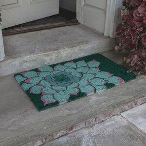 Allyssa Succulent Doormat