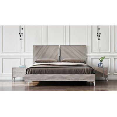 Brayden Studio Labombard Modern Platform Bed Size: Queen