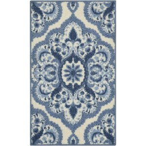 2 x 3 area rugs youll love wayfair - Blue And Yellow Bedroom Rugs