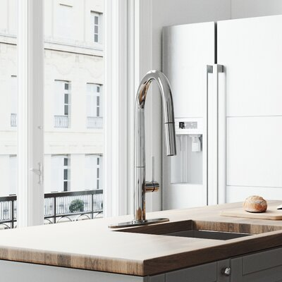 Find The Perfect Pull Down Standard Chrome Kitchen Faucets