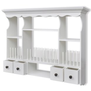 Plate Rack  sc 1 st  Wayfair : wooden wall plate racks - pezcame.com