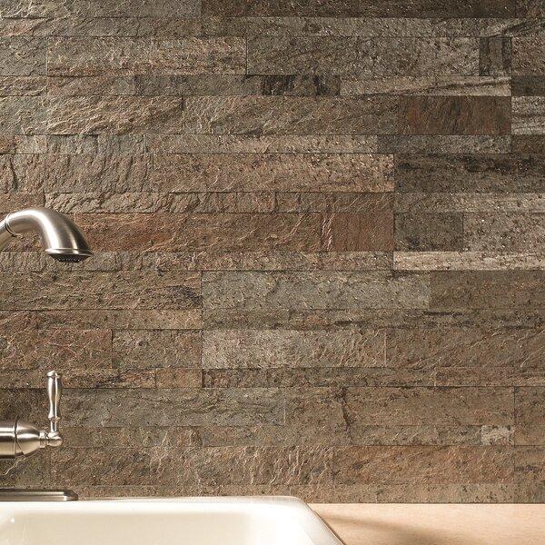 Aspect 5 9 Quot X 23 6 Quot Natural Stone Peel Amp Stick Mosaic Tile