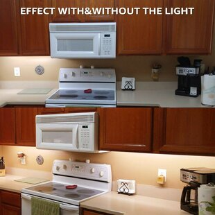 Undermount cabinet lighting Rope Quickview Wayfair Under Cabinet Lighting Youll Love Wayfair