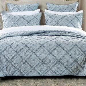 Diamond Applique Quilt