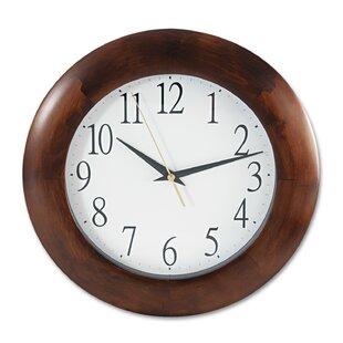 0e7213f358b1 Farmhouse   Wooden Clocks You ll Love