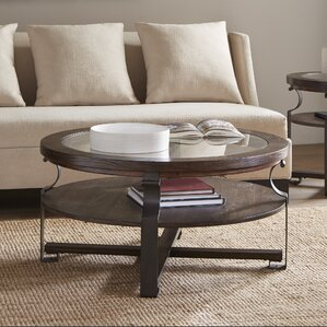 Jarvis Coffee Table by World Menagerie