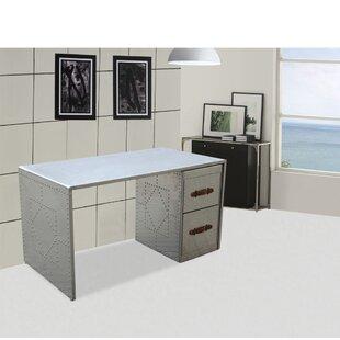 Riveted Computer Desk