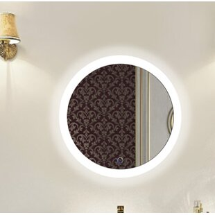 Rieves Led Lighted Wall Mirror