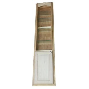 In The Wall Recessed Standard Bookcase