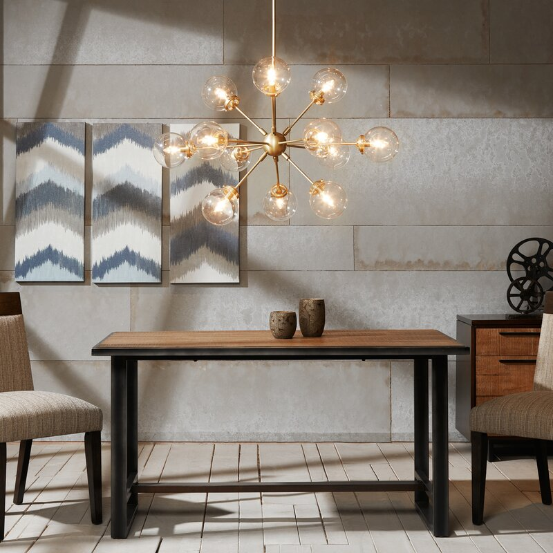 Foyer Light Switch: Ink + Ivy Paige 12-Light Sputnik Chandelier & Reviews