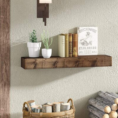 Wall Amp Display Shelves You Ll Love Wayfair