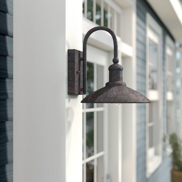 Birch Lane Heritage Romsey Outdoor Barn Light Amp Reviews