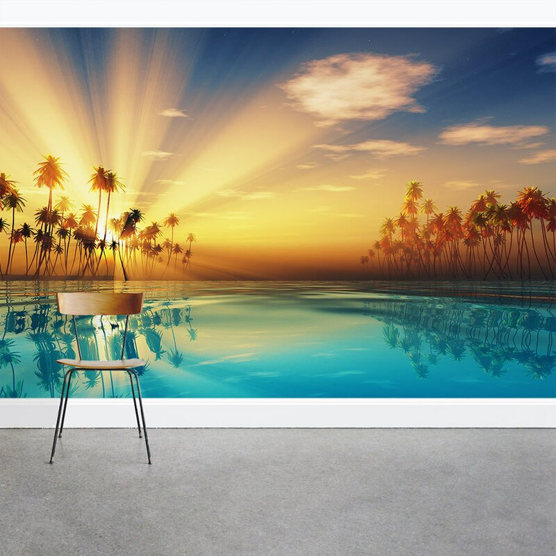 Perfect Island Wall Decor Gift - All About Wallart - adelgazare.info