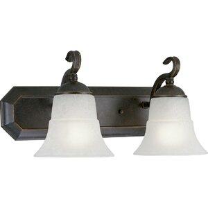 Kemberly 2-Light Vanity Light