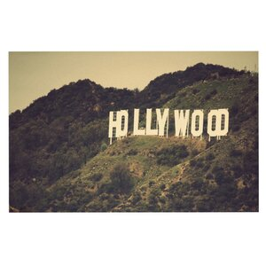 Catherine McDonald 'Hollywood' Decorative Doormat