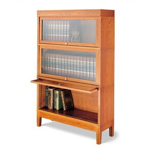 800 Sectional Series Deep 54 Barrister Bookcase