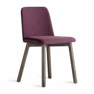 modern contemporary blue dot chip chair allmodern
