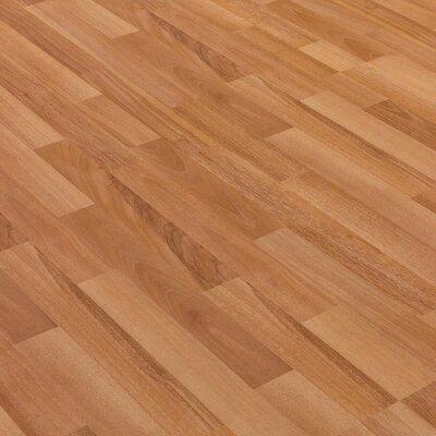 Kronoswiss 5 X 48 X 12mm Pine Laminate Flooring In Walnut Brown