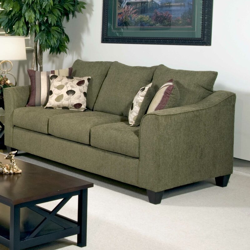 Serta Upholstery Oppenheim Sofa & Three Posts Serta Upholstery Oppenheim Sofa u0026 Reviews | Wayfair islam-shia.org