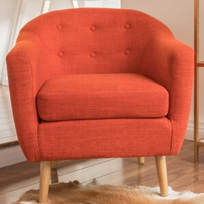 Naperville Barrel Chair by Langley Street
