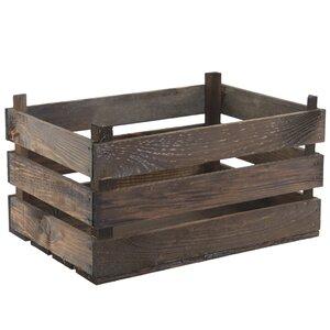 Holzkiste von Castleton Home