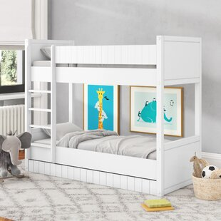 Robin European Single Bunk Bed by Vipack