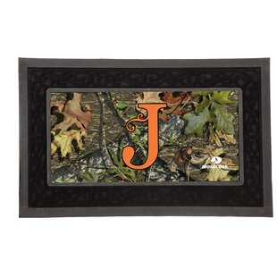Sassafras Monogram Switch Doormat