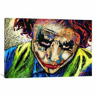 Joker Wall Art Wayfair
