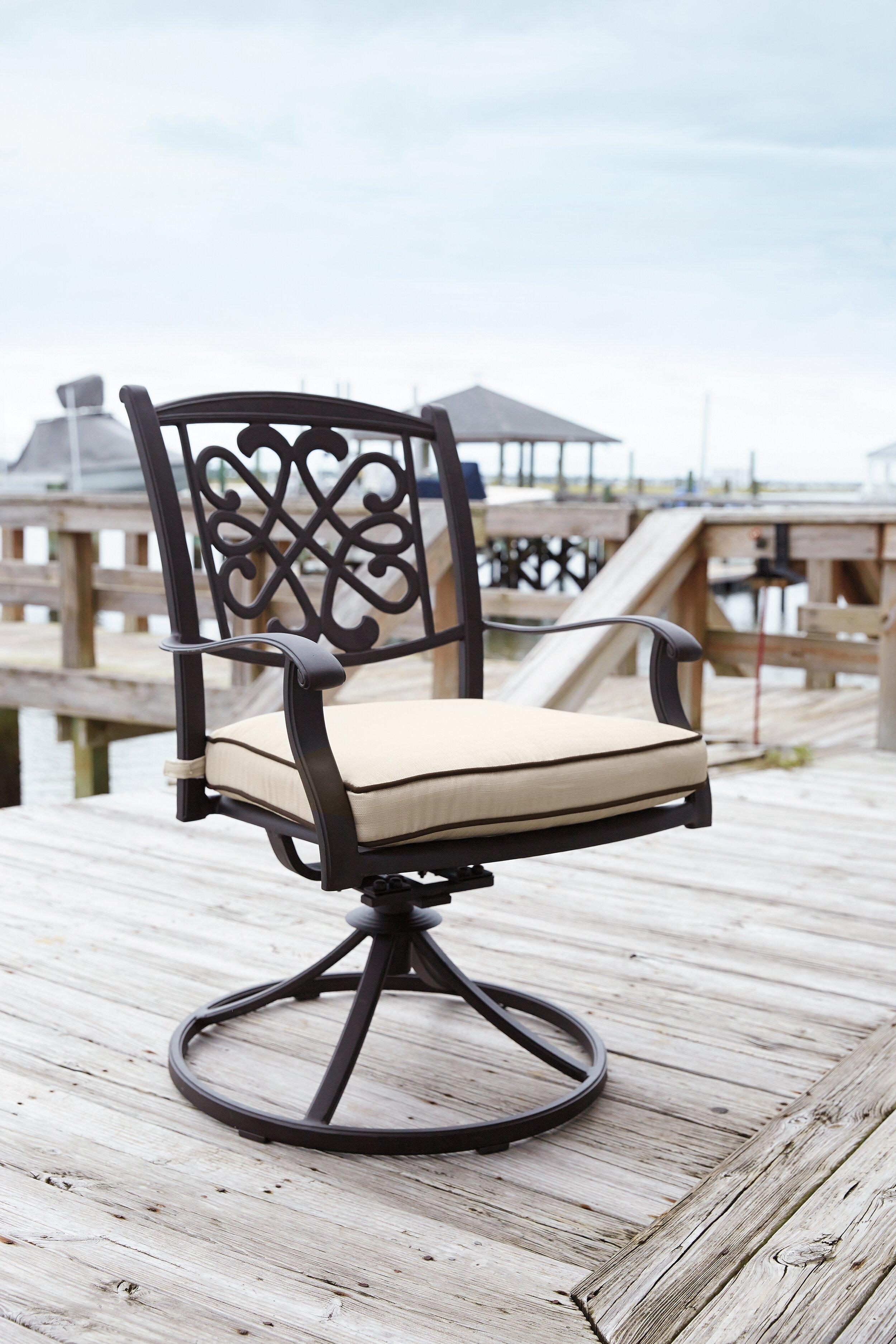 Luxury Swivel Rocker Patio Chairs