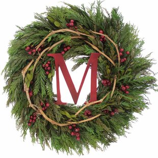 Country Holidays M Wreath