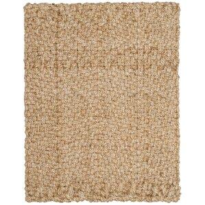 Clea Fiber Hand Woven Natural Area Rug