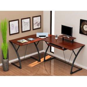 l-shaped desks you'll love | wayfair