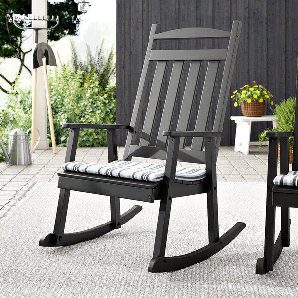 Superbe Laurel Foundry Modern Farmhouse Gastonville Classic Porch Rocking Chair U0026  Reviews   Wayfair