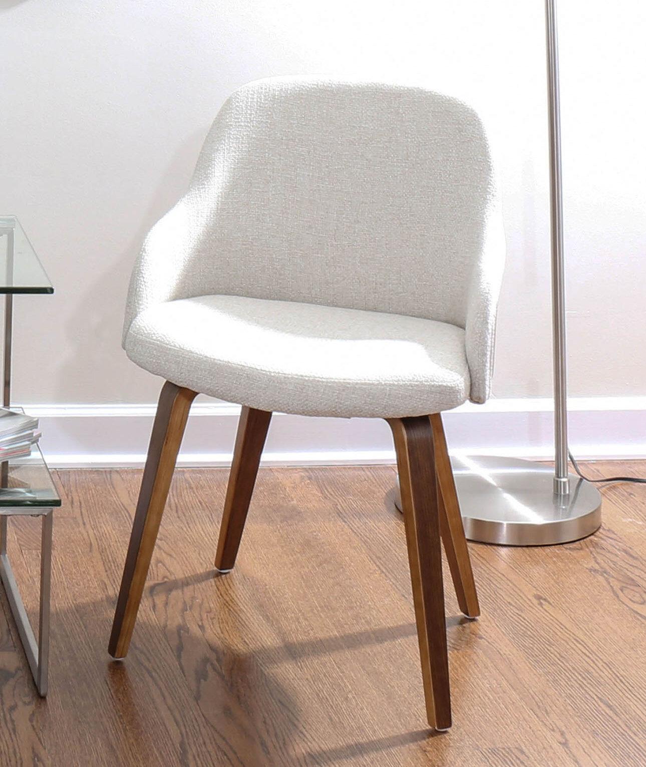 George Oliver Ripton Mid Century Modern Coffee Table: George Oliver Brighton Mid-Century Modern Upholstered