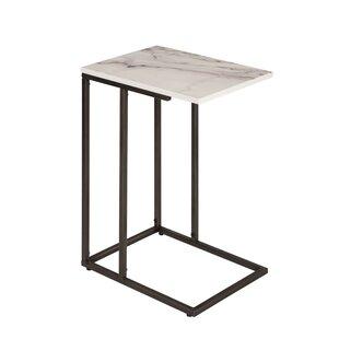 Harton C Shape End Table