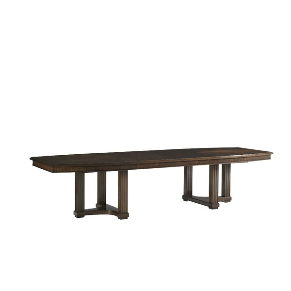 Lola Coffee Table With Storage: Stanley Crestaire Lola Dining Table