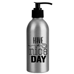 Oakley Have a Nice Day Aluminum Soap Dispenser