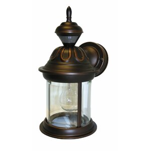 Bridgeport 1-Light Outdoor Wall Lantern