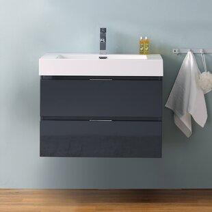 Meubles-lavabos 30 po: Style - Moderne et contemporain | Wayfair.ca