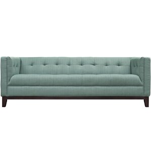 Modway Serve Chesterfield Sofa