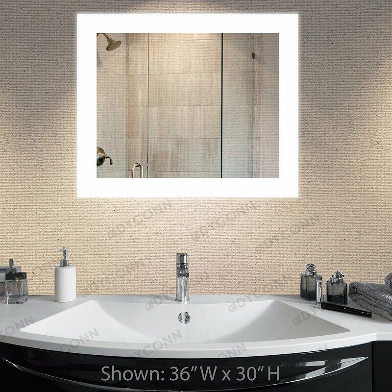 Dyconn Faucet Royal Bathroom/Vanity Mirror & Reviews | Wayfair