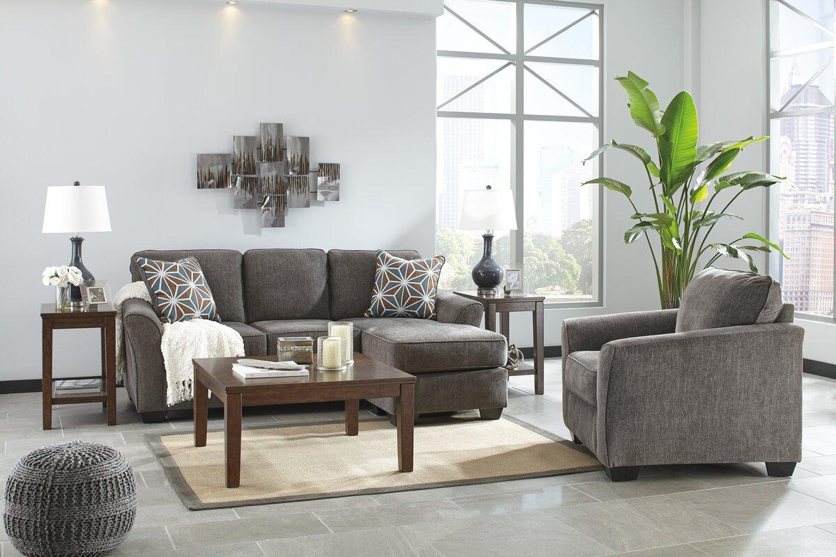 Brise Sofa Chaise Sectional & Reviews | Joss & Main