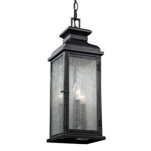 Hazelwood 2-Light Outdoor Pendant