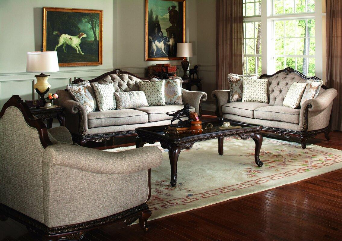 Homelegance Bonaventure Park Configurable Living Room Set Reviews