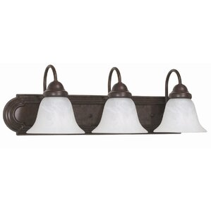 Bathroom Lighting Wayfair shop 3,089 3 light bathroom vanity lighting | wayfair