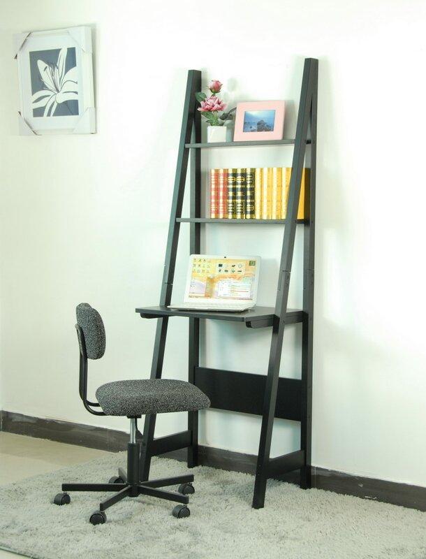 Magari Ladder Desk Amp Reviews Wayfair Ca