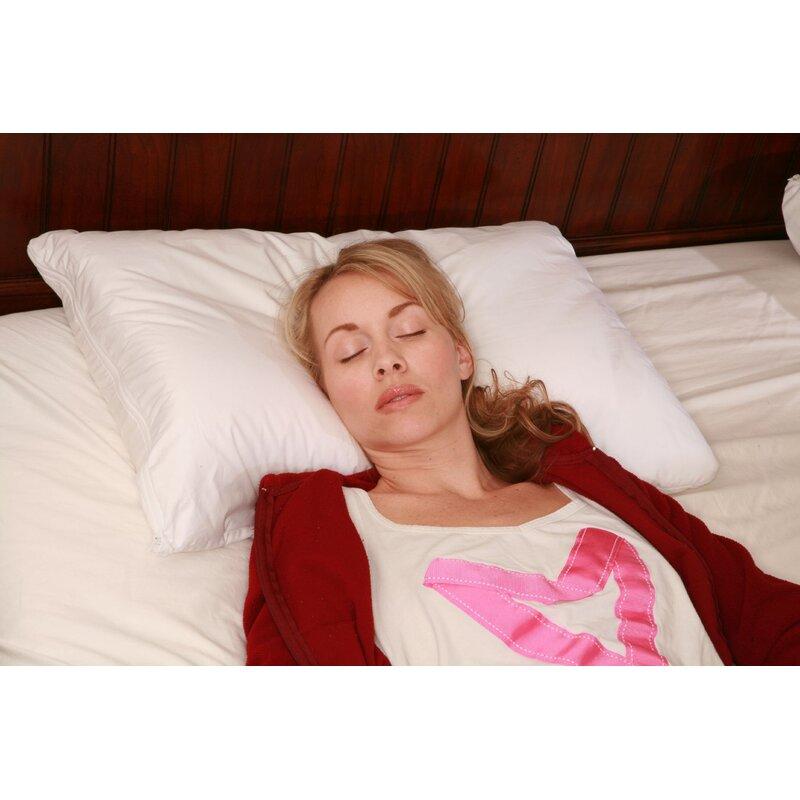 Deluxe Comfort Allergy Relief Pillow Covers Wayfair