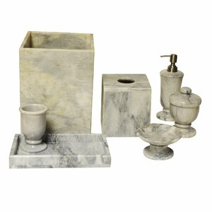 Chipley 7-Piece Bathroom Accessory Set